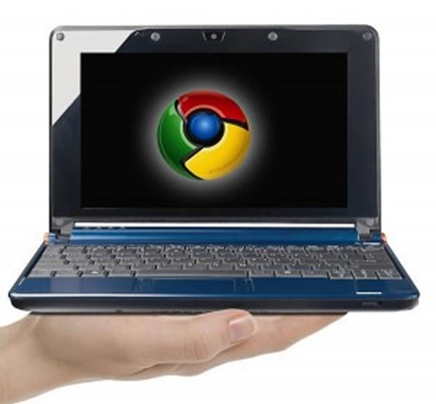 Google Chrome BOOK