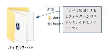 『バイキング・FBA』 インストール・起動方法