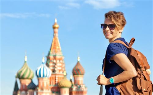 ロシアは美人大国