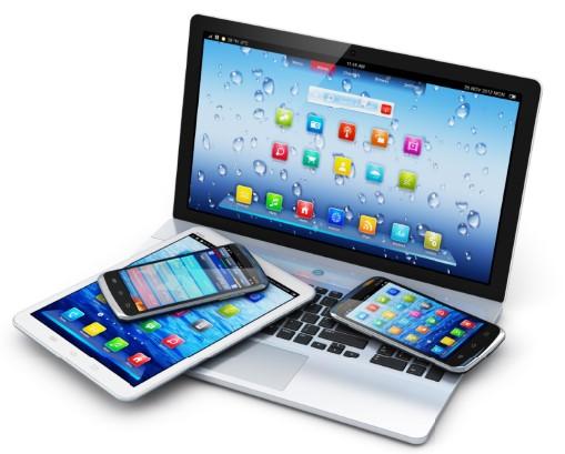 パソコン、各種デバイス画像