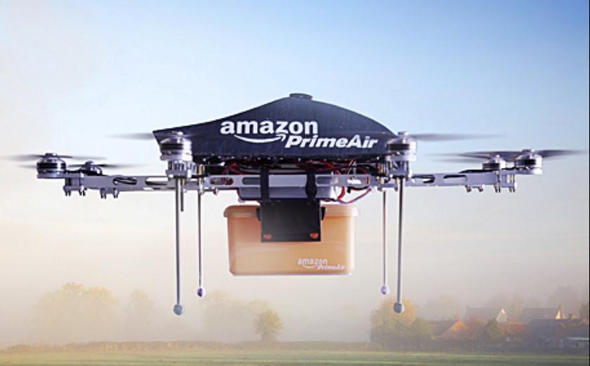 Amazon 配送画像