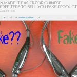 Amazon米国で中国偽装品販売の問題が深刻化