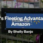 Amazon米国の最大のライバルは「ウォルマート」か?