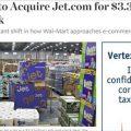Amazonのライバル Jet.comをウォルマートが買収