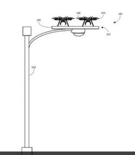 Amazonがドローン関連のユニークな特許を取得