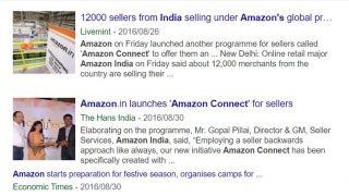 Amazonインド 世界9ヶ国のAmazonでの販売プログラム開始