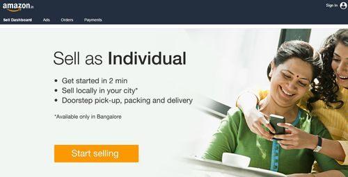 Amazonインド 個人間取引(Peer to Peer, P2P)サービス拡大へ