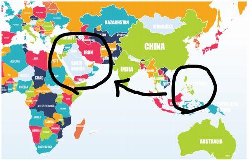 Amazon中東誕生へ! フィリピンと中東・ドバイの意外な関係とは?